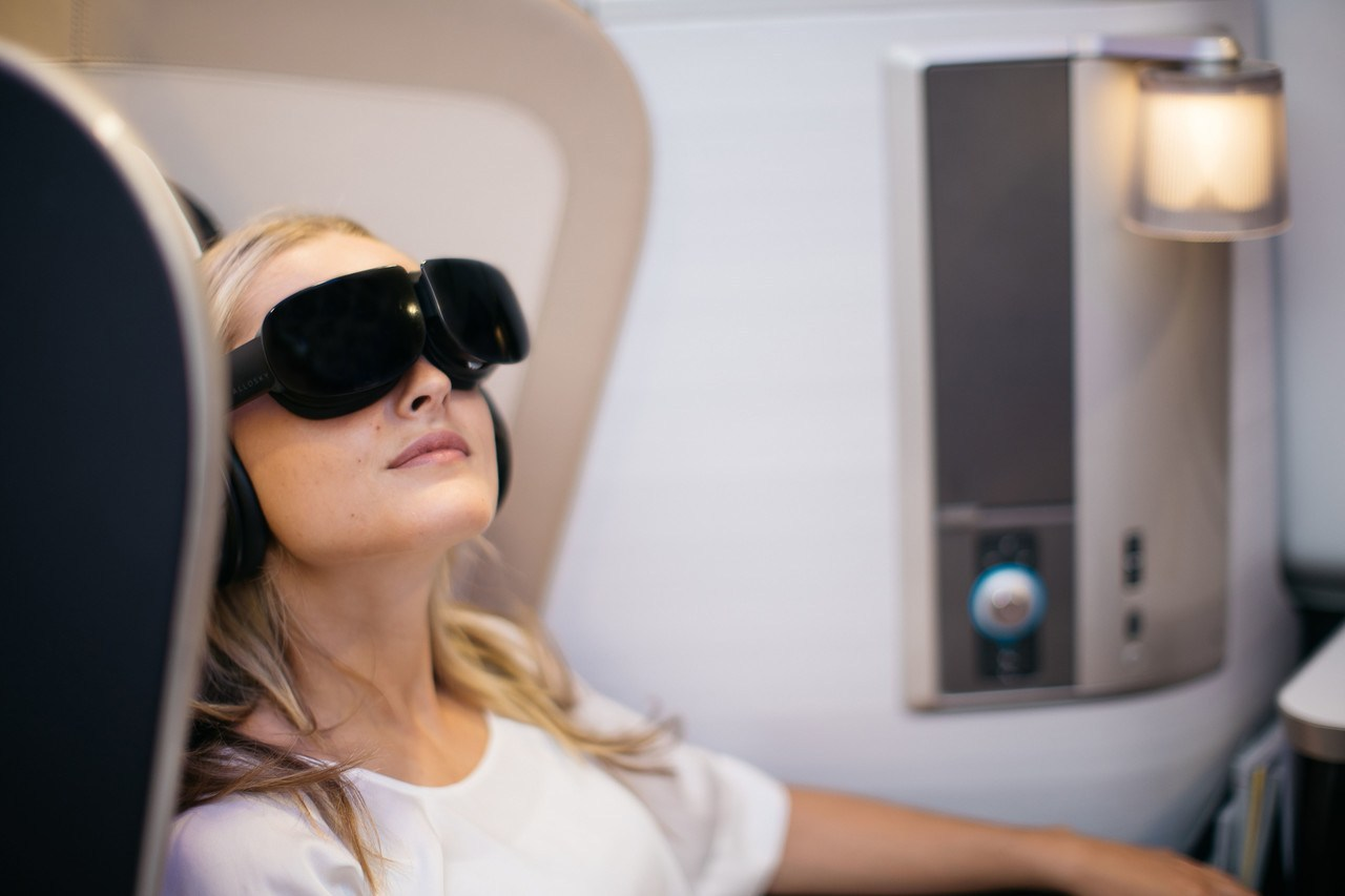 British Airways to launch use VR for in-flight entertainment for first class passenger