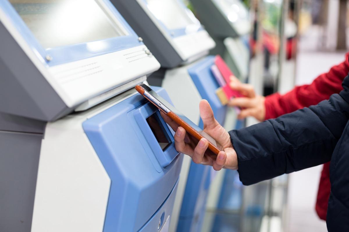 Travel digital pass electronic permit
