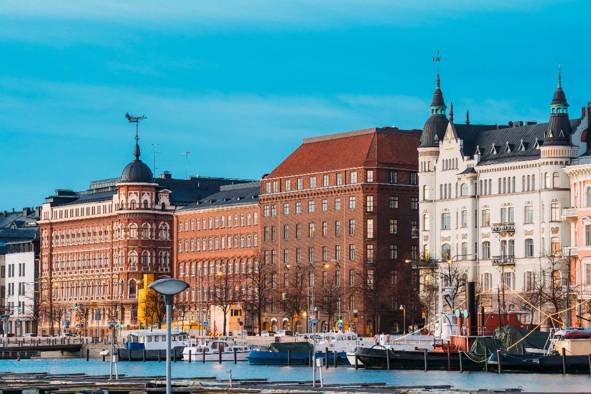Finland Happiest country in the world