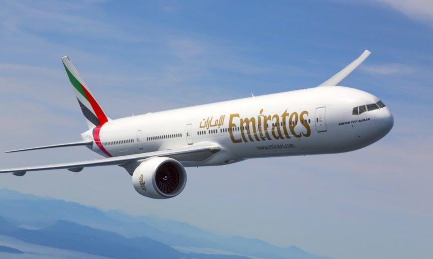 Emirates Airline Digital passport