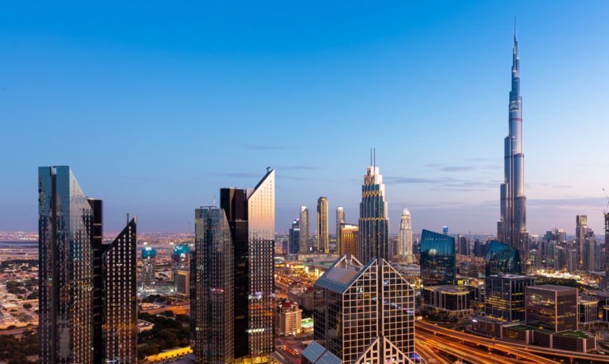 Tourist Destinations Dubai